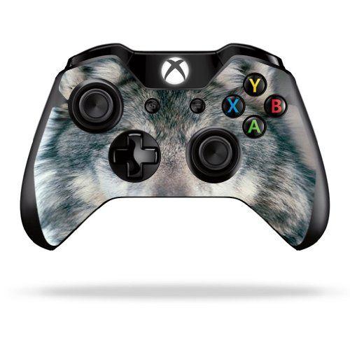 Microsoft Xbox One Skin (XB1) - NEW - 3D CARBON FIBER MAROON RED -