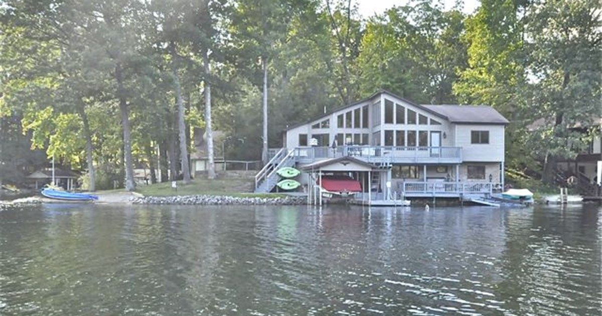 NEW LISTING   LAKEFRONT HOME ON TWO POINT LOTS.  6544 Osprey Drive, Nineveh, IN 46164, $575,000, 3 beds, 2 baths, 2226 sq ft For more information, contact Shelly Walters, RE/MAX Ability Plus, 317-201-2601