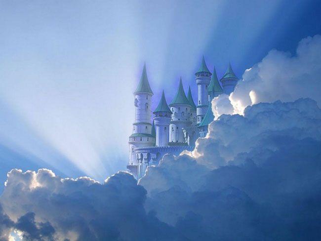 картинки замки из облаков устройства