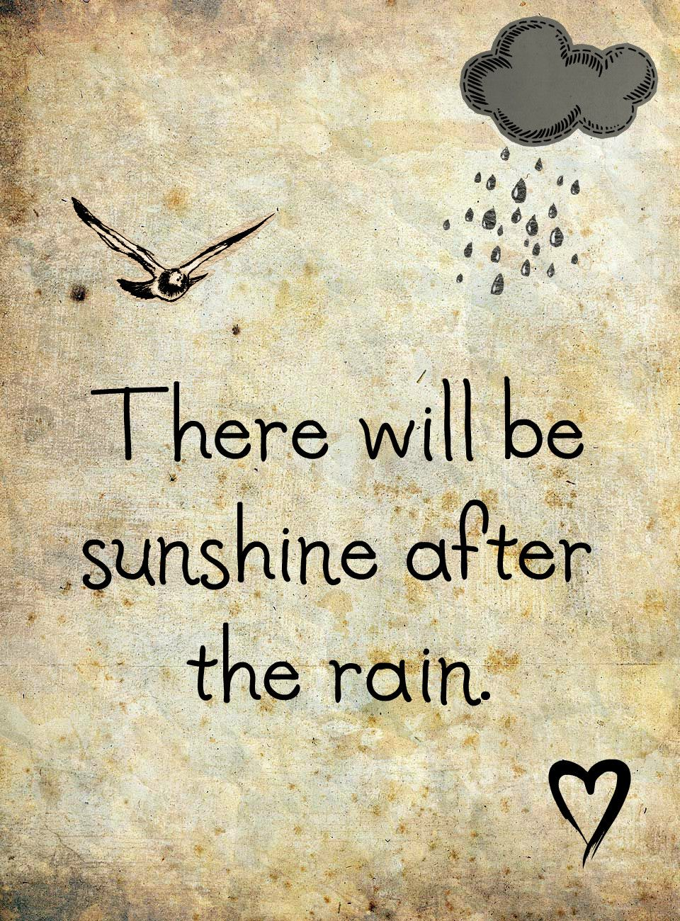 Quotes About After The Rain 62 Quotes Quotes Pinterest