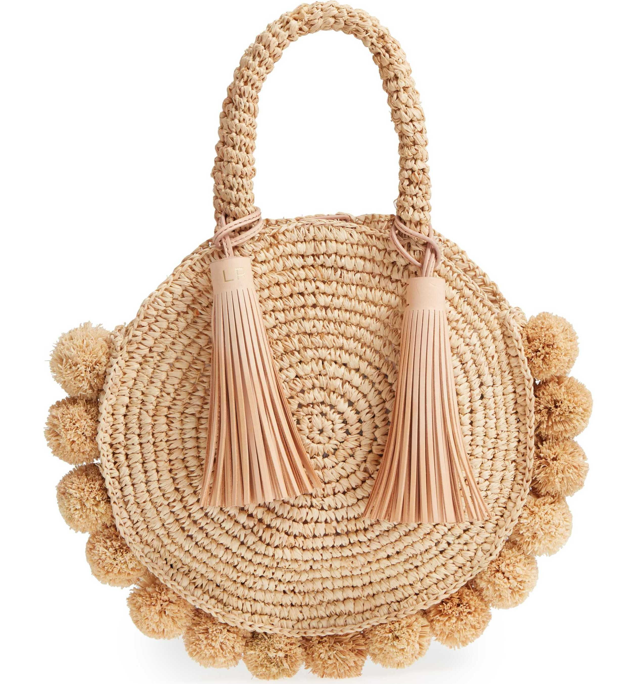 ba80b8c8cdaf6 Spring Must Have Bags and Their Dupes   Keçe   Straw handbags ...