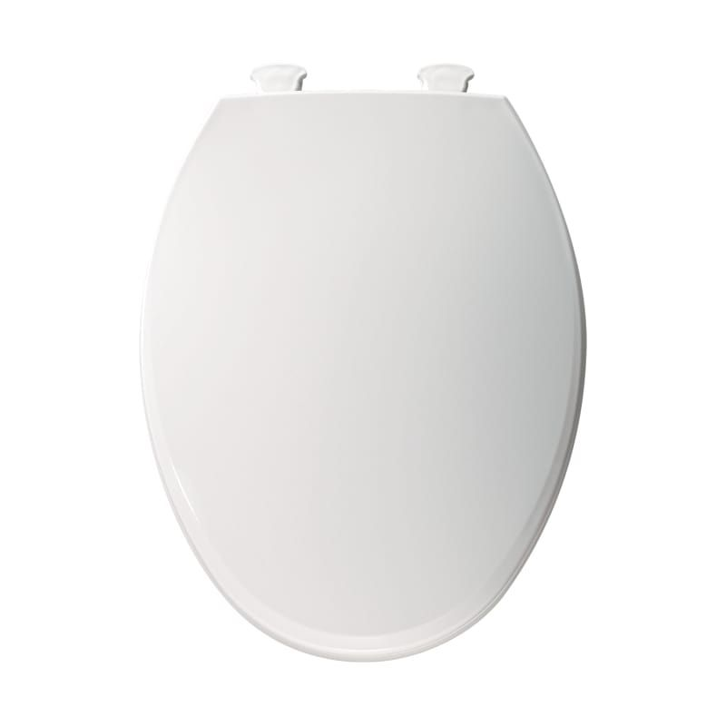 Bemis 1800ec Elongated Plastic Toilet Seat With Easy Clean Change Hinge White Accessory Toilet Seat Elongated In 2020 Bemis Toilet Seat Plastic Hinges Wood Hinges