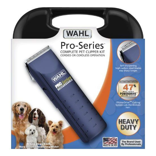 Wahl Pro Series A Nice Grooming Tool For My Dog Pet Grooming Dog Clippers Dog Grooming