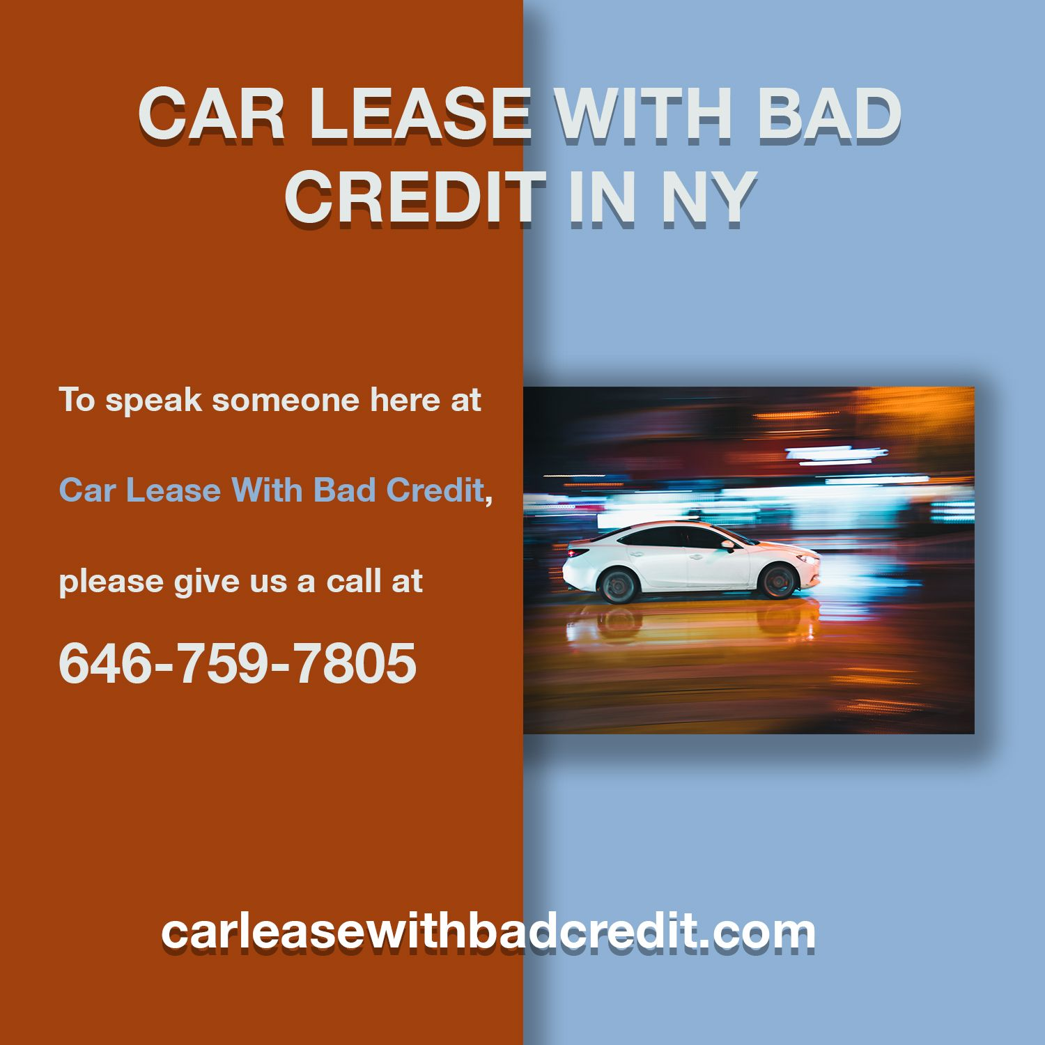 Car Lease With Bad Credit In Ny Car Lease Bad Credit Lease Deals
