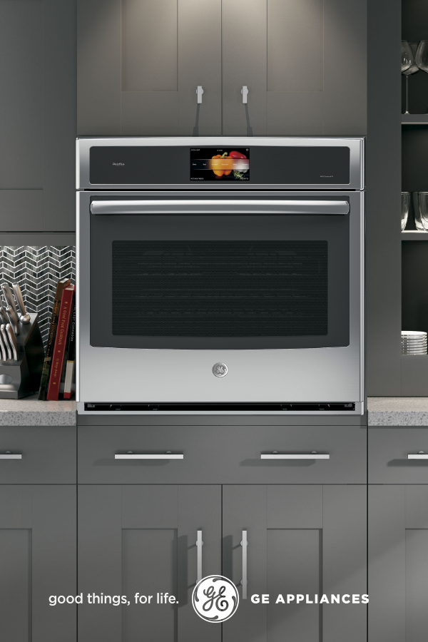 Ge Profile Series 30 Built In Single Convection Wall Oven