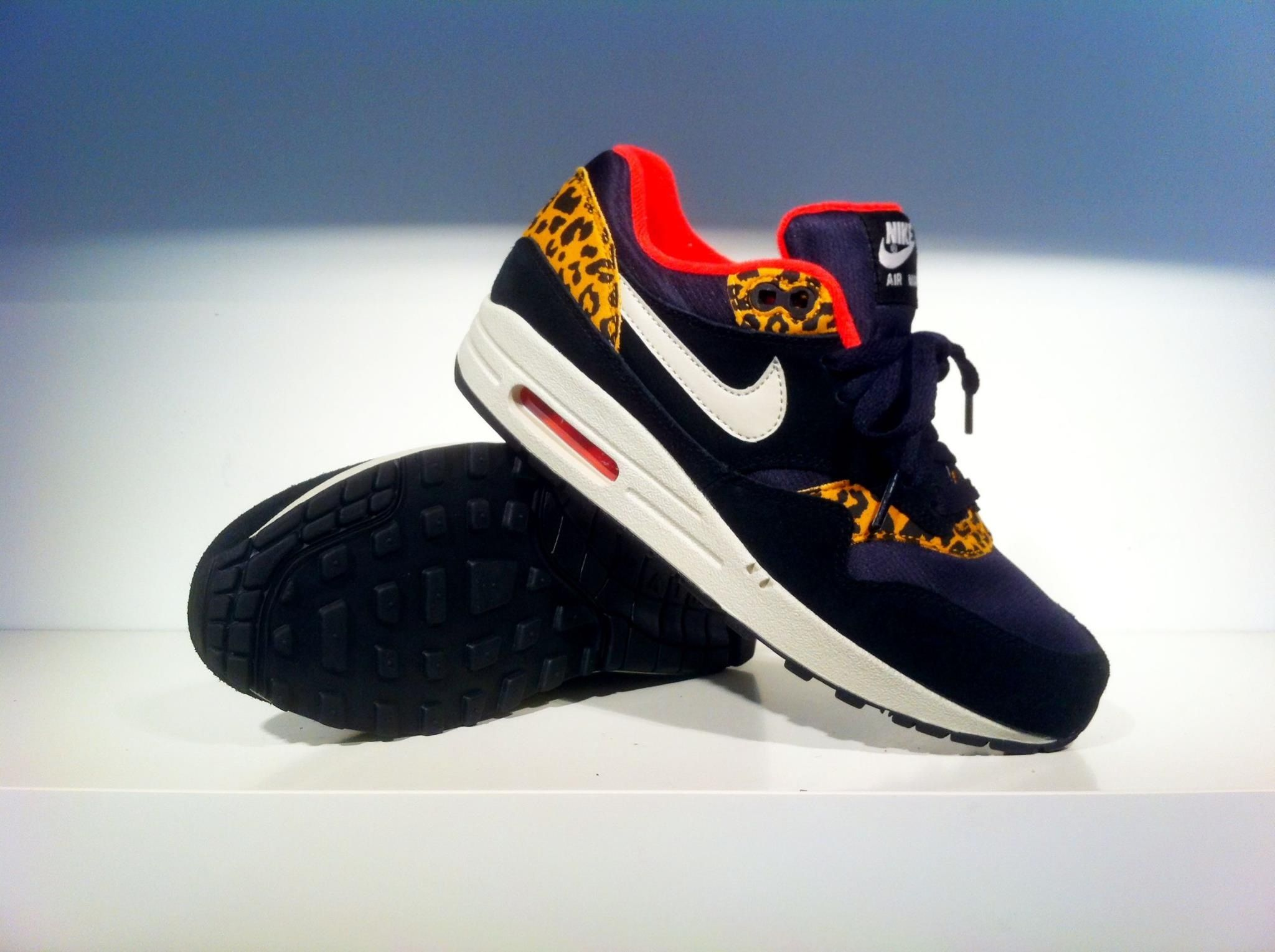 buy popular dfb84 40c31 Nike air Max panterprint. Mooi!