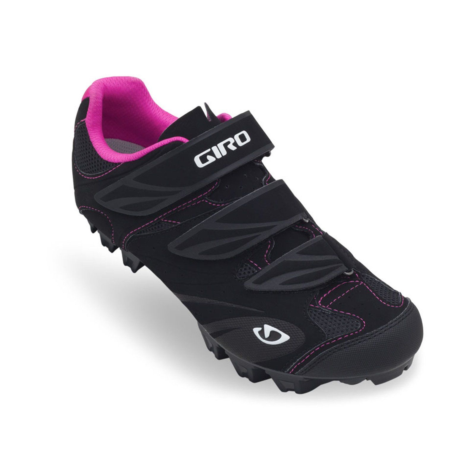 De Mujer Zapatillas Ciclismo 40Bicis Black Para Giro Red kuOXPiTZ