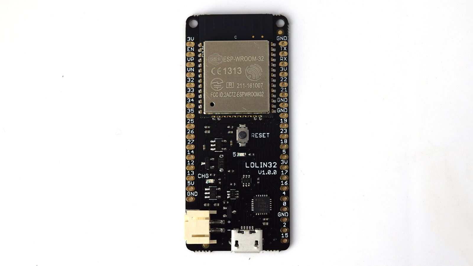LOLIN32 A wifi&bluetooth board based on ESP-32 | Nerd's toys
