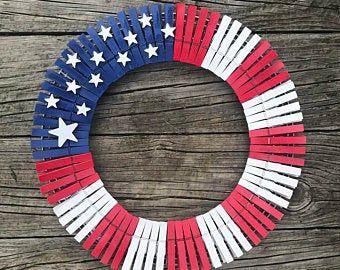 Photo of Patriotic Wreath 2