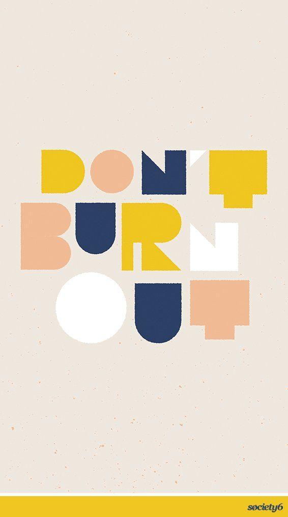 """Don't Burn Out"" Art Print by Justin Ladia on Society6 | Society6 thumbnail"