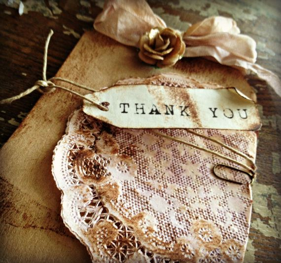 Hey, I found this really awesome Etsy listing at http://www.etsy.com/listing/106572459/thank-you-cards-vintage-thank-you-tag