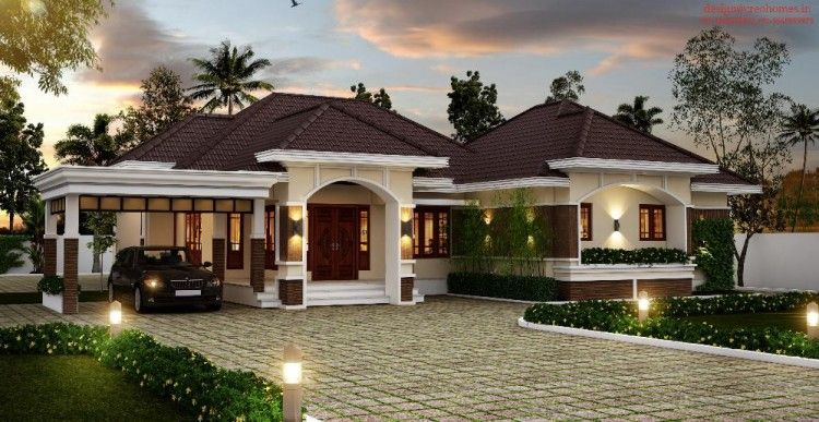 Two storey bungalow design ctrinh pinterest bungalow Traditional bungalow house plans