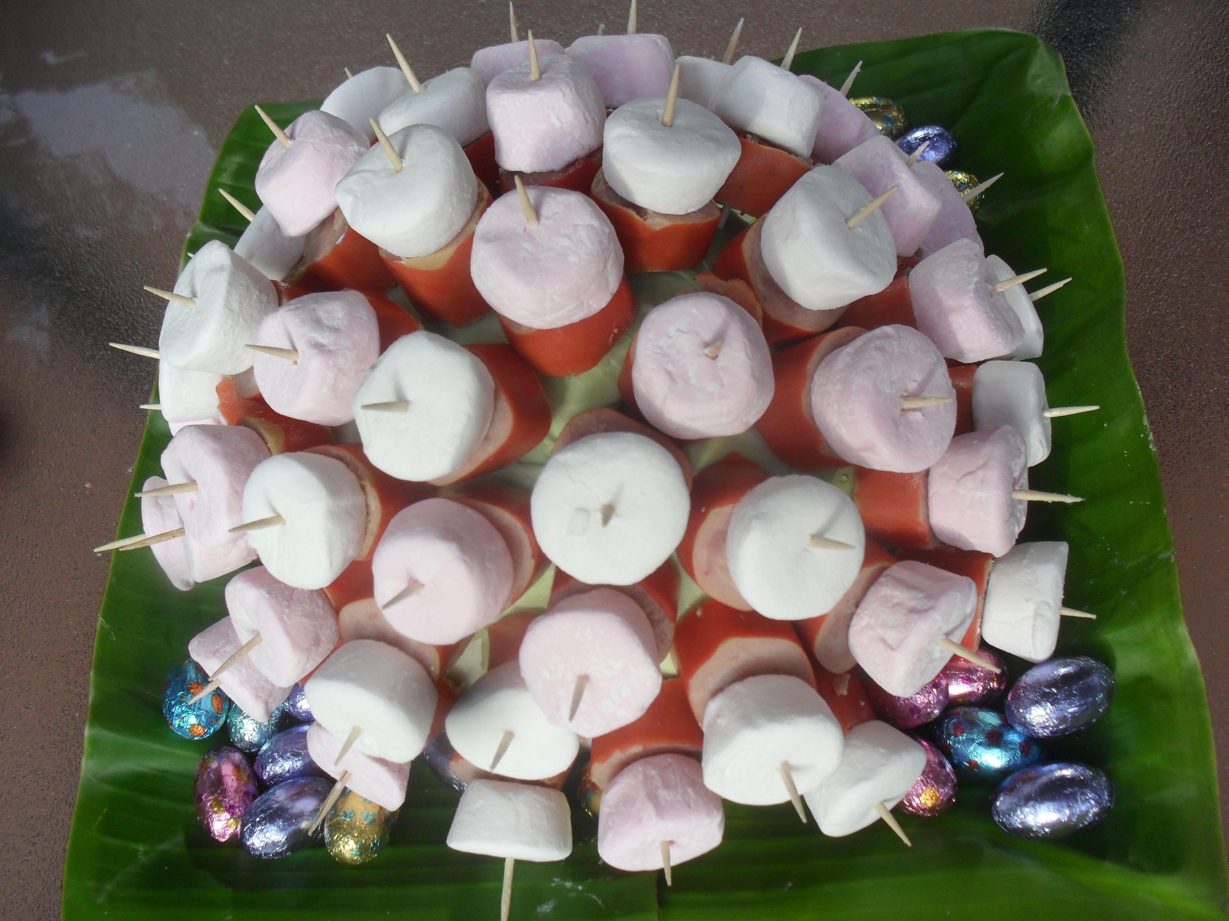 Filipino table setting - Philippine Children S Party Idea