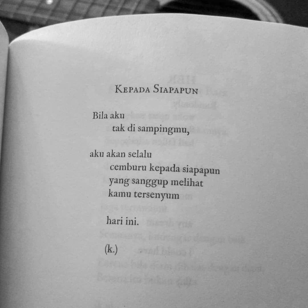 Selamat Pagi Karya Kharisma P Lanang Puisi Mampirguyu