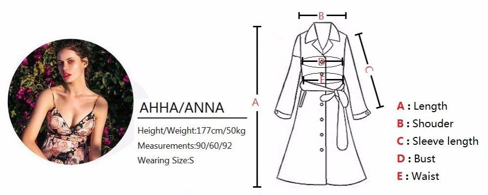 b0e2de64e80  52.72 - Awesome Talever Autumn Winter Trench Coat for Women Adjustable  Waist Slim Solid Black Coat White Long Trench Female Outerwear Plus Size -  Buy it ...