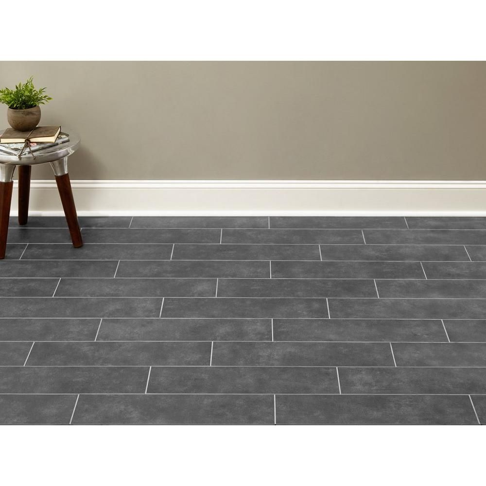 Uptown Antracite Matte Porcelain Tile Tiles Polished Porcelain