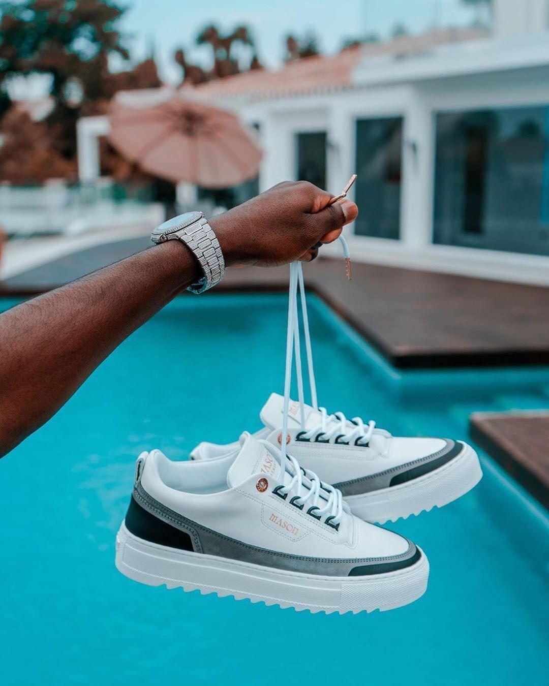 Mason garments, Sneakers fashion