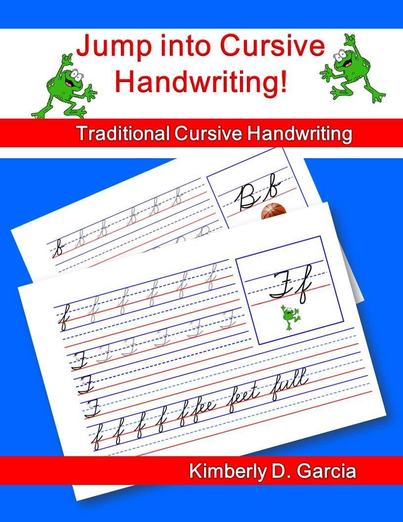 Jump Into Cursive Handwriting E Book Only Brookdale House Cursive Handwriting Learn Handwriting Teaching Cursive [ 1056 x 816 Pixel ]