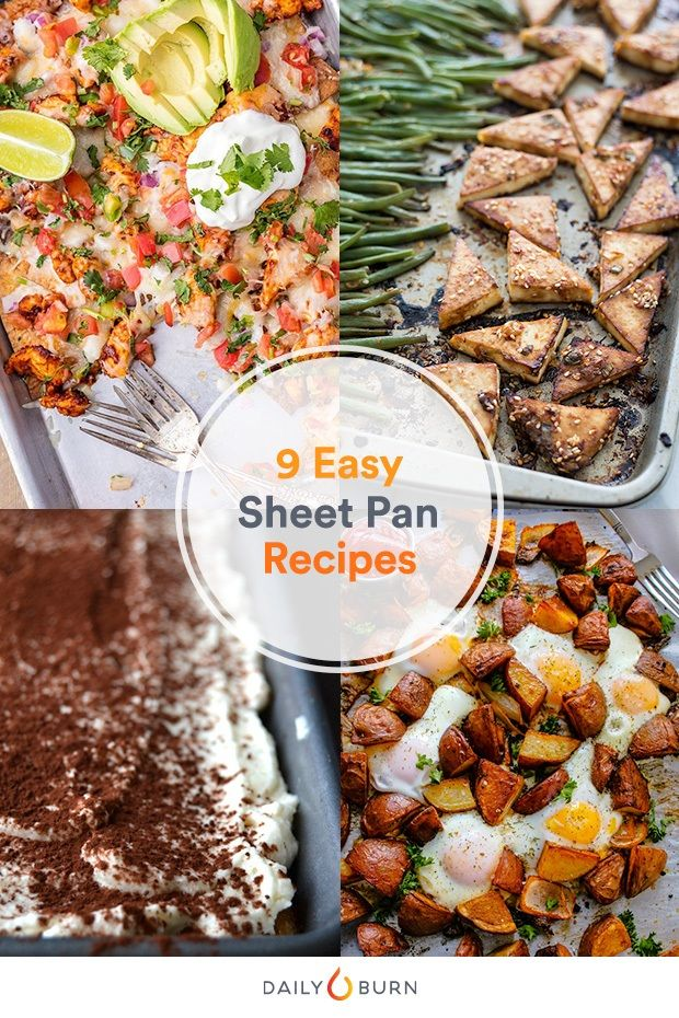 9 easy sheet pan recipes for crazy busy weekdays sheet pan crazy