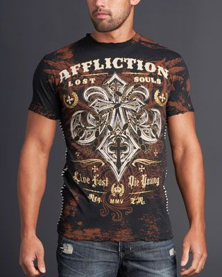 ac83972b Affliction Clothes look awesome | Gift Ideas | Affliction clothing ...