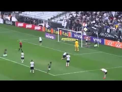 Corinthians 0 x 2 Palmeiras - Jogo Completo - 31/05/2015