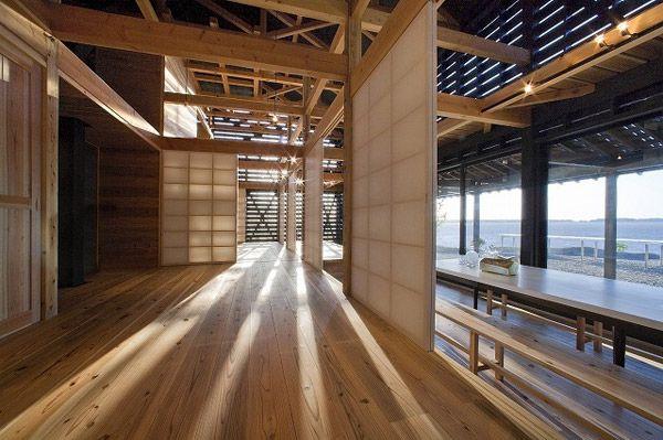 Scheunenhaus design holzbau architektur pinterest for Haus innendekoration