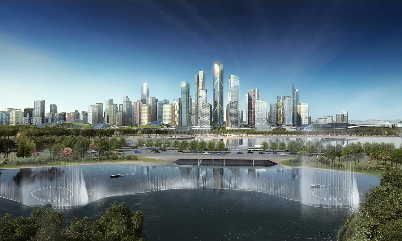 Inside Chengdu Can China S Megacity Version Of The Garden City