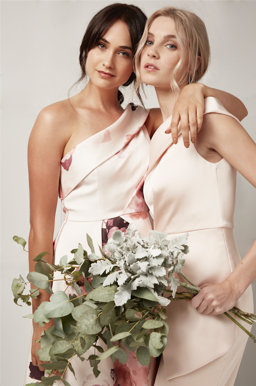 // Keepsake The Label // Shop our bridesmaid editorial //