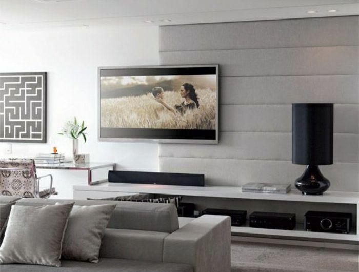 1-salon-de-luxe-gris-sol-carrelage-meuble-tv-en-bois-mur-blanc-lampe