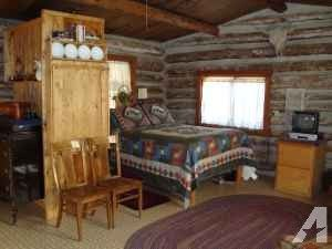 100 One Room Log Cabin S W Of Lima Mt One Room Cabins Log Cabins For Sale Cabin Decor