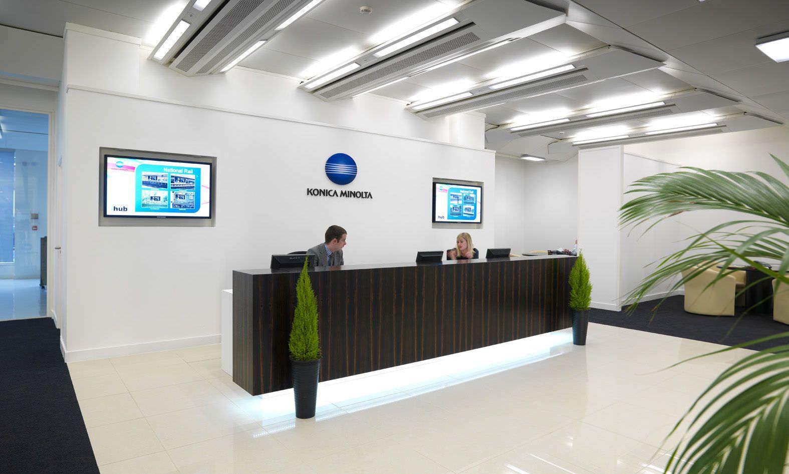 1000 images about reception desk design on pinterest led shape design and reception desks acrylic lighted reception desk reception counter design