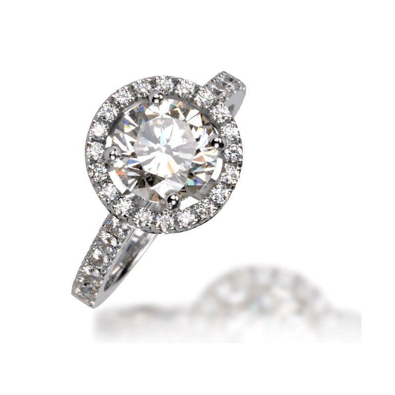 bague diamant vs2