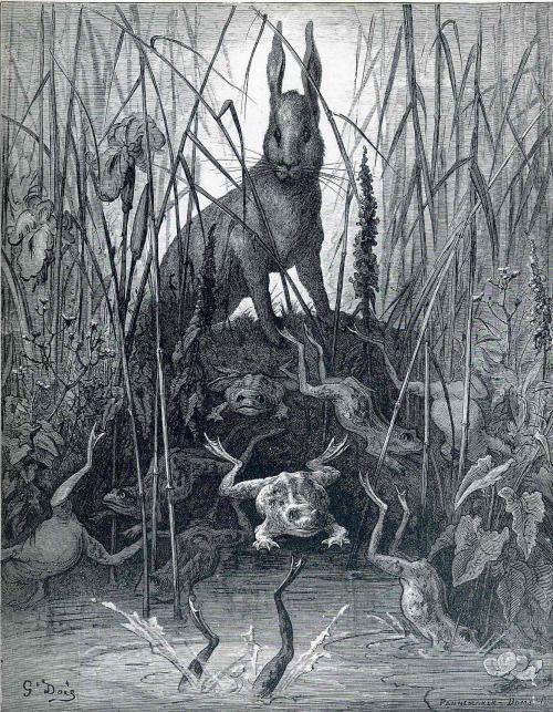 Redlipstickresurrected Gustave Dore Aka Paul Gustave Louis