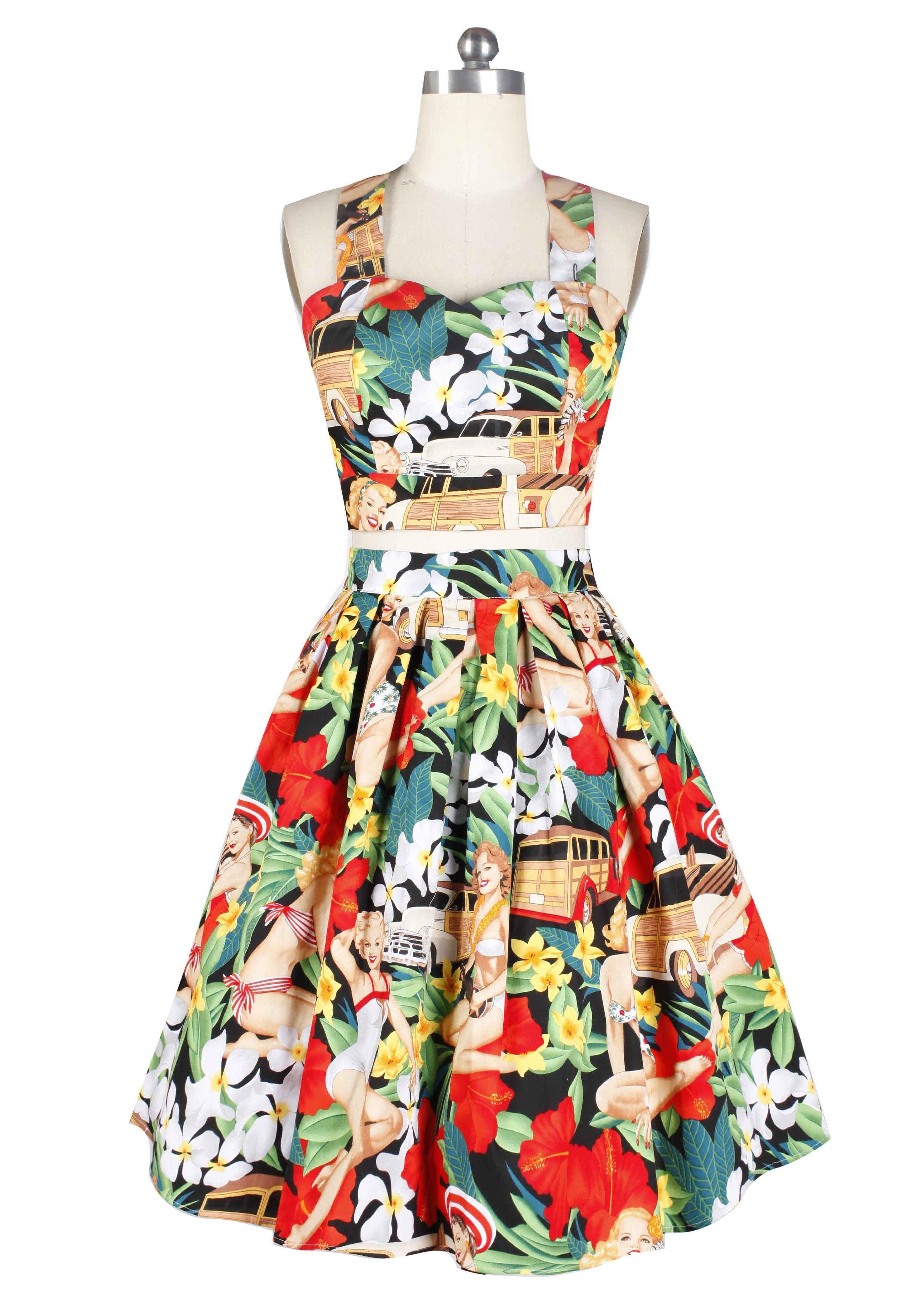 Pinup Girl Dresses
