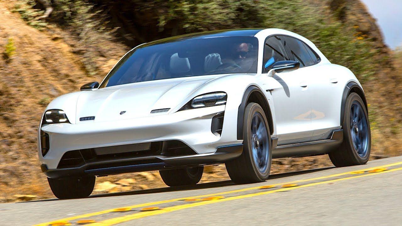 Porsche Taycan Testing Malibu Canyons Electric Porsche Taycan 2019 Mission E Cross Turismo Update Mission E Porsche Mission Porsche Taycan