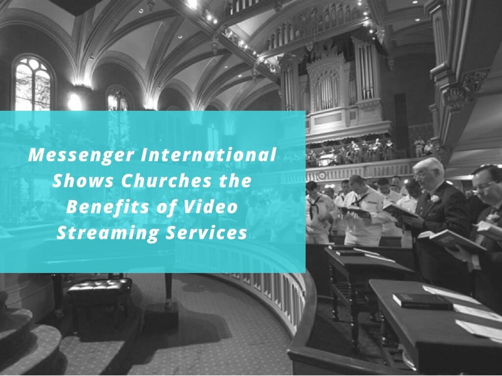 Messenger International Shows Churches the Benefits of