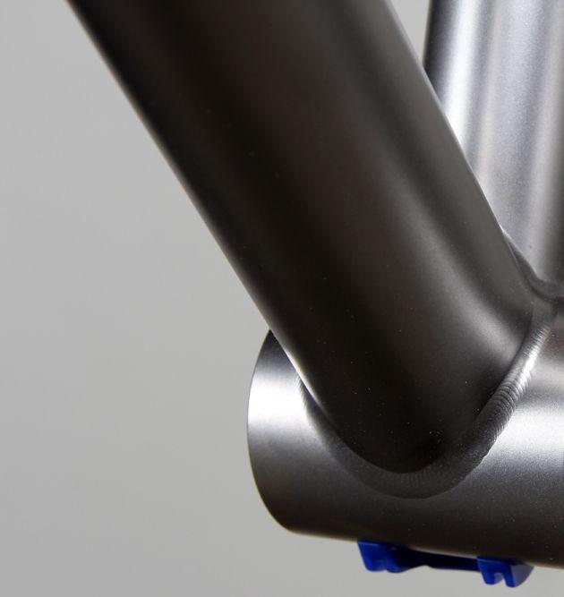 Titanium tig weld