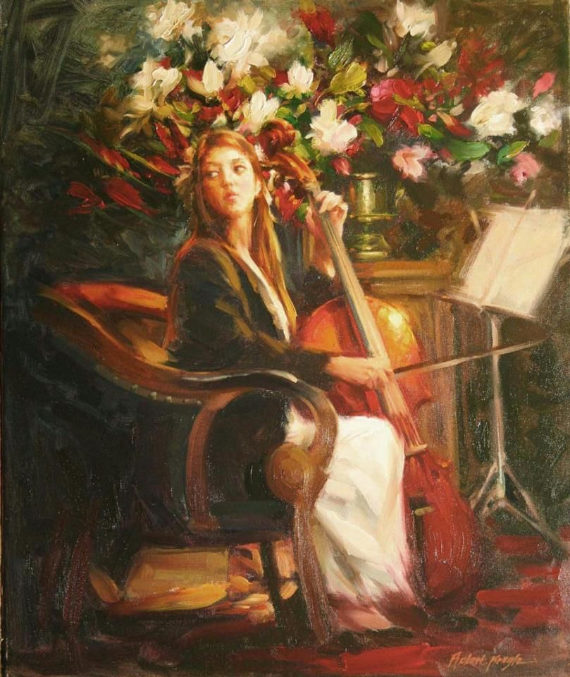 Robert Krogle 1944   American Impressionist painter   Tutt'Art@   Pittura * Scultura * Poesia * Musica  