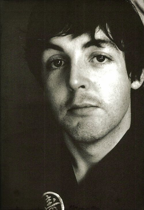 Paul With Puppy Dog Eyes