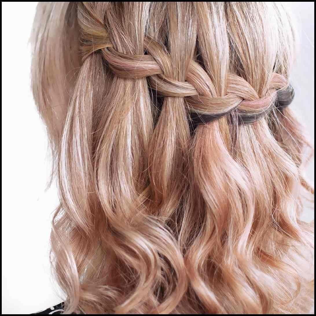 Flechtfrisuren Für Lange Haare Wunderschön Und Einfach