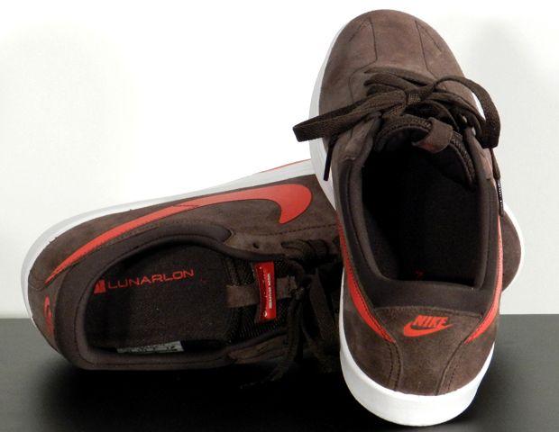 Nike SB Eric Koston One Brown/Team Red