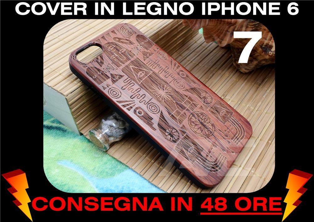 cover iphone 6s legno