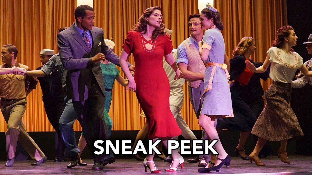 "Feb 23 2016: Marvel's Agent Carter 2x09 Sneak Peek ""A ..."