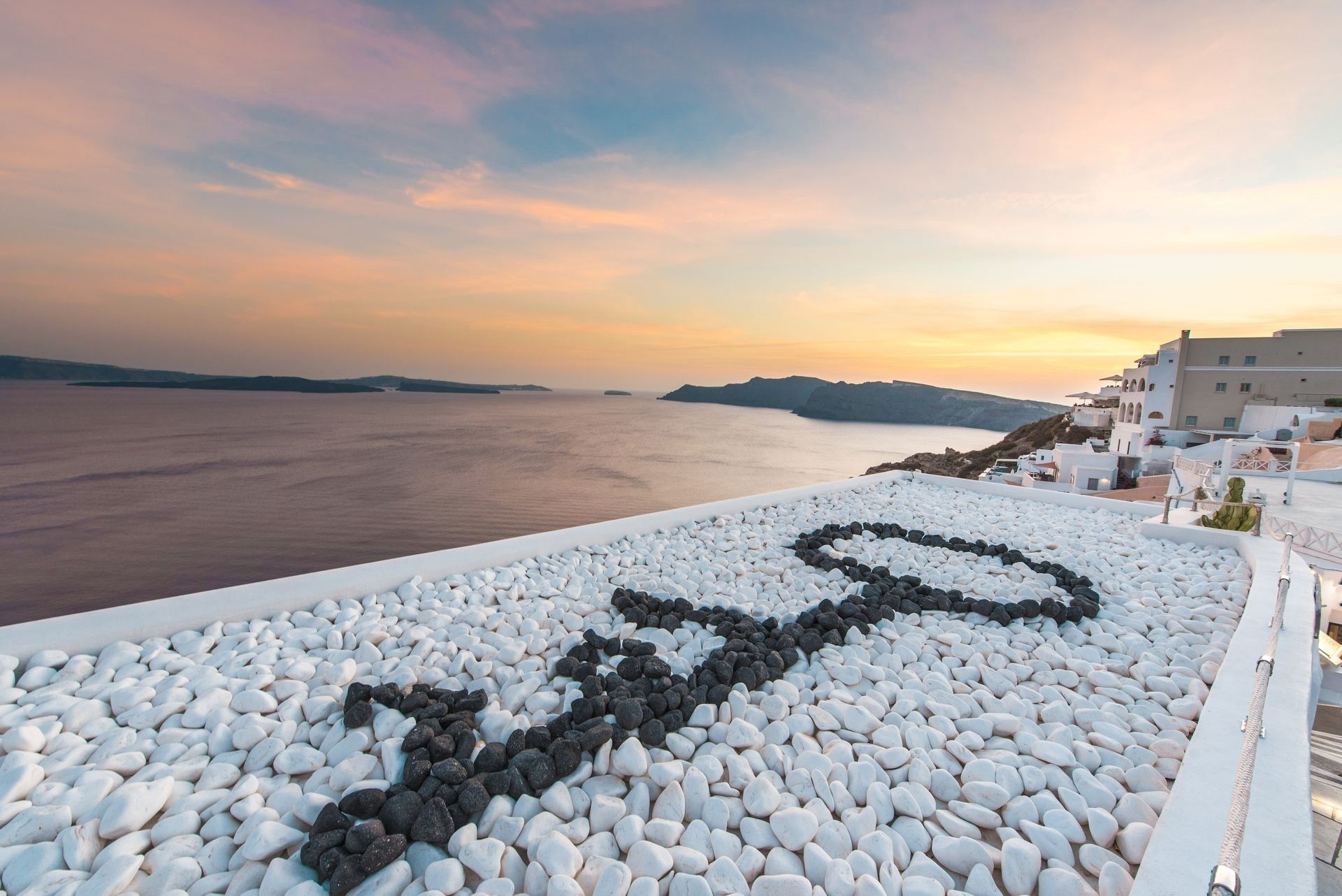 Santorini Secret Suites and Spa has the key to unlock peace and relaxation