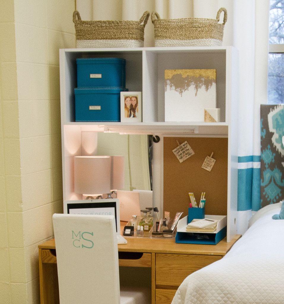 Desk Cubby dorm cubbies dorm shelving desk shelves