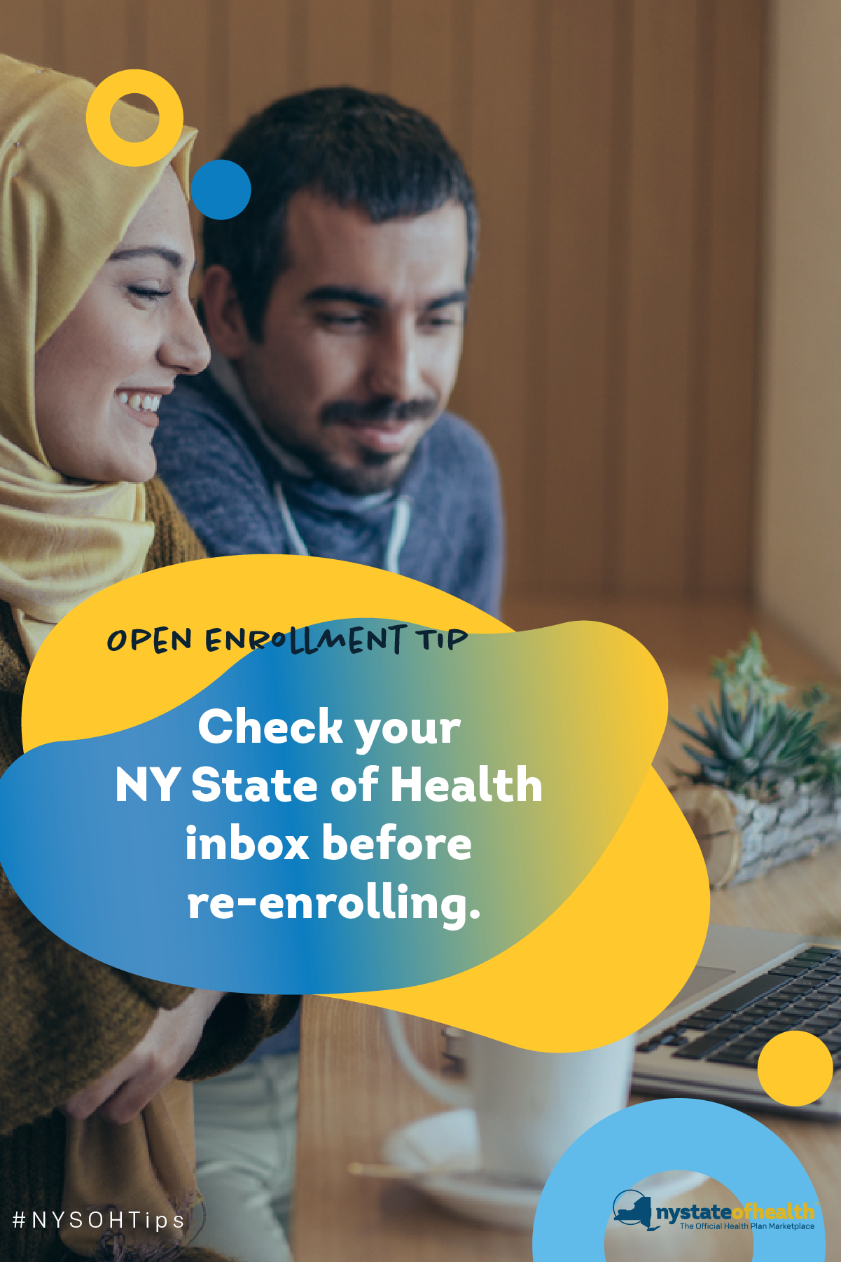 Remember To Check Your Ny State Of Health Inbox In 2020 Health Open Enrollment Tips