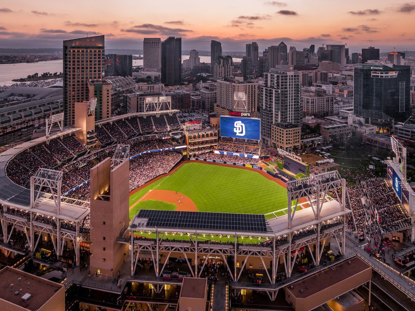 What To Eat At San Diego S Petco Park 2019 Edition Petco Park San Diego San