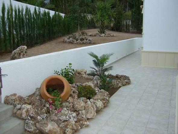 Jardin dise o de jardines paisajismo y jardiner a for Decoracion jardin seco