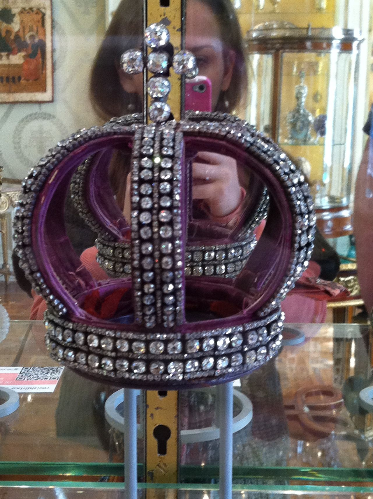 Matrimonio Romanov : La corona nupcial usado por alexandra feodorovna de su
