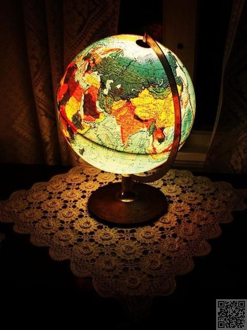 Wereldbol Met Dieren En Verlichting 24 Globe Lamp Inspiring Decor Ideas To Satisfy Your